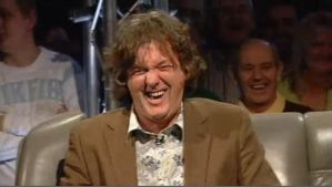 james may's laughter by SupersonicDjJam