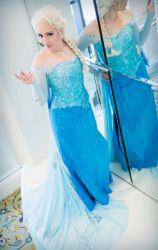 Queen Elsa by Antiquity-Dreams