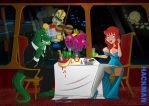 Date Night by A-Fox-Of-Fiction