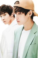 Kim Taehyung and J-hope (BTS) [Render] PNG by Angelicapark