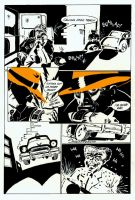 Dick Tracy in Sin City by grover80