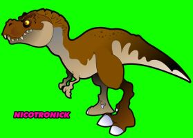 TREX by nicotronick