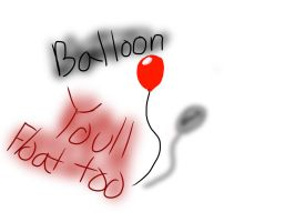 Balloon by PotatoFinn