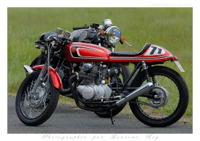 Honda CB350 - 003 by laurentroy