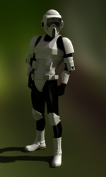 Scout Armour Free Download by RetroDevil