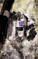 Lord Megatron by rebelstardeviantarts