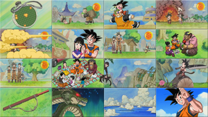 DBZ Goku Friends Return - Ending by GT4tube