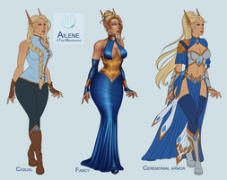 Ailene by The-Moonbound