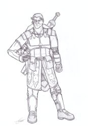 Request: 40K Severan Dominate Character by Chris000
