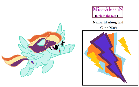 Mlp (Next Gen) Flashing Fast History: by Miss-AlessaN