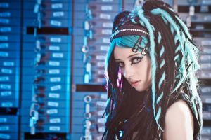 Vault, cyber 03 by GuldorPhotography