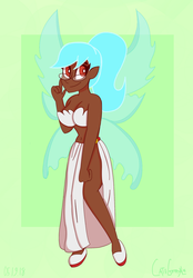 Google Fairy by InsomniaQueen