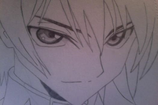 Lelouch vi Britannia by haroforce