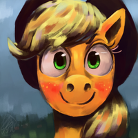 Stare Face by ToisaNeMoifs
