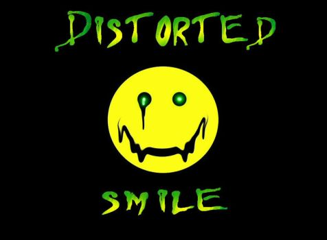 Distorted smile by CorriX