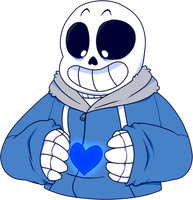 Sans Undertale by Dupliblaze