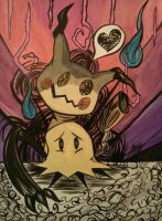Mimikyu by FabledTurtle