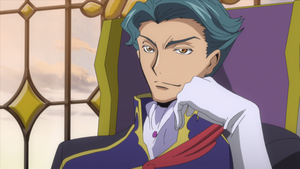 Code Geass Seven Minutes in Heaven Jeremiah by VampireGodesNyx on