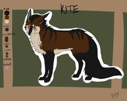 Kite ref by KiteKraschu
