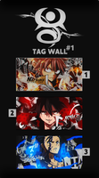TAG WALL FAIRY TAIL by ReiichiroGraph
