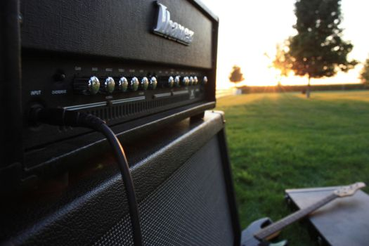 Ibanez Sunset by iLuvStrawberries