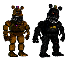 Fredbear v.5 ( Description) by Kero1395