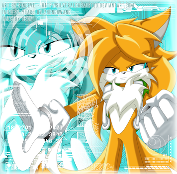 Tails 25 years... by SilverAlchemist09