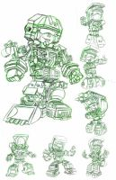 CONSTRUCTICONS by dGREAT1