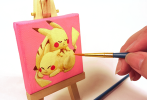 Little Chus by bloominglove