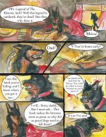 KoD Page 1 by wolffoxin