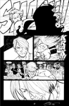 Mind of Mirrors Pg 3 by Hodges-Art