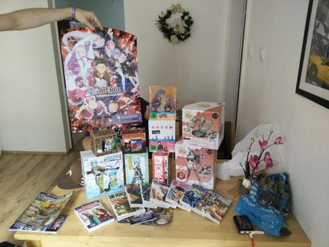 Animagic 2017 Loots by Thurosis