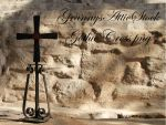 Gothic Cross png by GRANNYSATTICSTOCK