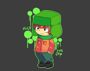 Kyle by Drawn-Mario