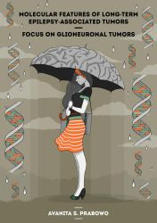Bookcover DNA epilepsy by ScienceFictionAgency