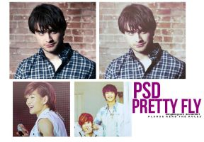 PSD PRETTY FLY by blingblingcore
