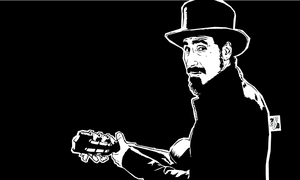 serj by DeviantJC