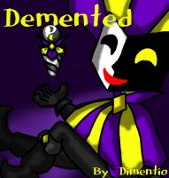 Demented By Dimentio by lillilotus