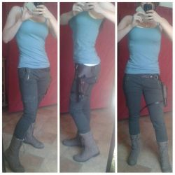Lara Croft reborn Wip by Wildyama