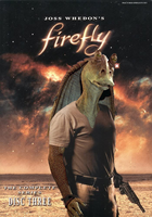 Firefly Disc Three: Jayne Jayne Binks by NegOne