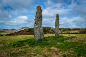 Penhros Standing Stones by Princess-Amy