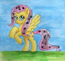 MLP Fluttershy 2018 by andpie