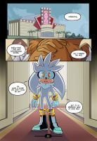 ''Heroes come back'' Chapter 5 Page 22 by FinikArt