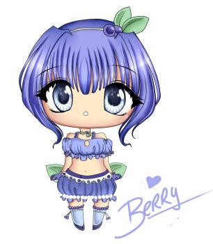 Berry by PaperyStar