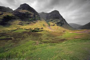 Glen Coe by Pistolpete2007