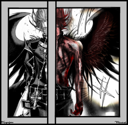 Trinity Blood- Two Faced by Nintai-oni