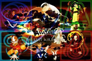 Avatar The Last Airbender by StarKeeper153