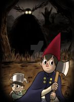 Over The Garden Wall Color by nic011