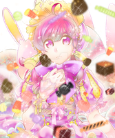 Sweetie Sweets Witch by 9ririri