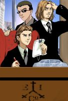 CEO Beckett- For Biggles by panzergal